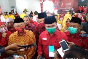 Sah, PDIP Usung CE-Ratu, Edi : Jangan Malukan Partai
