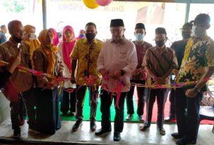 Peresmian Markas BPP Tebo, Cek Endra Diapit Bupati dan Ketua DPR