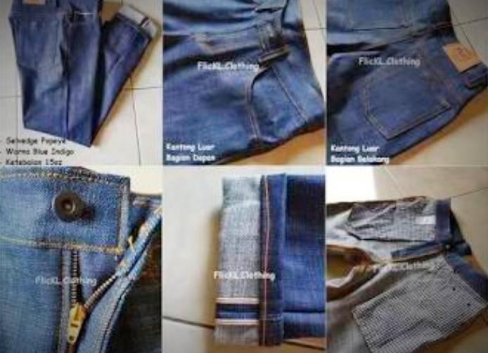 Hebat, Celana Jeans Bisa Tangkal Virus Corona