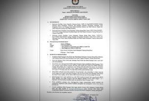 KPU Tanjabbar Umumkan Pendaftaran Bacalon Pilbup
