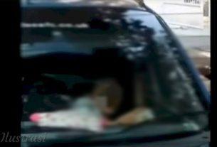 Digerebek Istrinya Selingkuh di Mobil, Anggota DPRD Dibuli Massa
