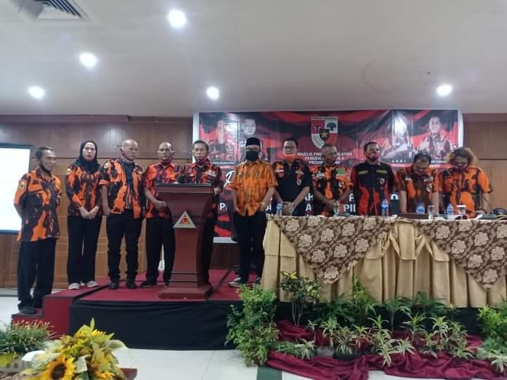 Baru Saja, MPW Pemuda Pancasila Provinsi Jambi Dukung Cagub Ini