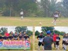 Terpukau Lihat Aksi Haris di Lapangan Hijau, Penonton : Satu-satunya Gubernur Pemain Bola Nanti