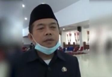 Putra Bungsu Walikota Meninggal, Paripurna DPRD Merangin Mendadak Terjeda