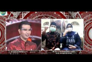 """Begini Sambutan Tidak """"Nyambung"""" Fachrori Umar di LIDA 2020"""
