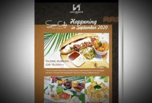 Pecinta Kuliner Jambi, Yuk Intip Menu Spesial Swiss-Belhotel Bulan Ini