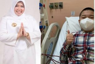 Turut Berduka, Masnah Ucapkan Belasungkawa Atas Wafatnya Putra Fasha