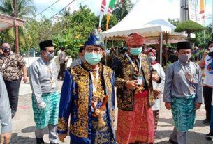 Kostum Fachrori -Syafril, Ternyata Bukan Pakaian Raja Jambi