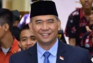 Fasha Resmi Mundur Dari Calon Gubernur di Pilgub Jambi