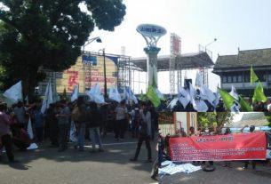 Hentikan Intimidasi, Gabungan Petani dan Mahasiswa Jambi Gelar Aksi