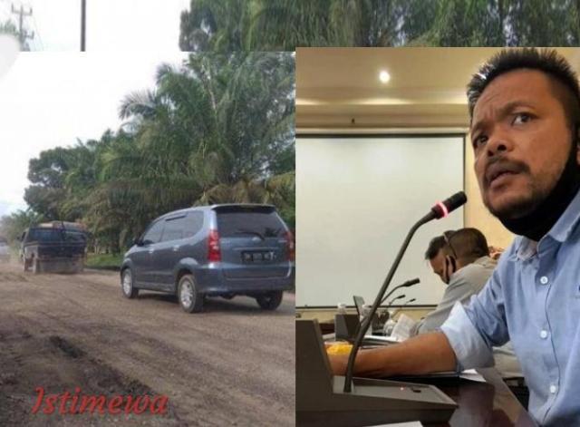 Dewan Naik Pitam, Pemprov Coret Usulan Pembangunan Jalan di Batanghari