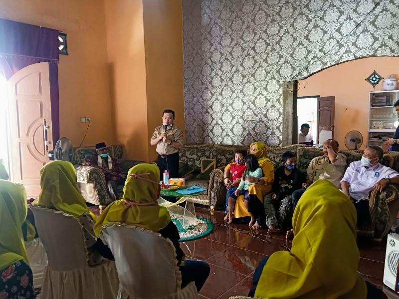 Di Hadapan Tim Perempuan, Haris : Perempuan bisa Bantu Ekonomi Rumah Tangga