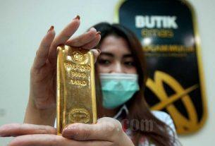 Kabar baik bagi para pecinta emas di negeri ini, pasalnya, hari ini harga dikabarkan turun sebesar Rp 3.000 per gram. Hal ini,
