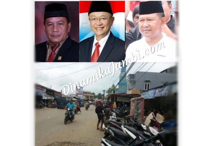 Abdul Salam baru saja gabung ke PDIP, Calon Gubernur Jambi H. Cek Endra siap sisir wilayah Pamenang. Hal ini disampaikan oleh Ketua DPC PDIP Merangin, Khafid Moein, Senin malam (26/10/2020).