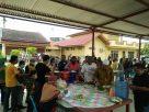 Untuk memperingati hari jadi Pemuda Pancasila sekaligus Hari Sumpah Pemuda. MPC Kota Jambi mengadakan makan siang gratis Selama dua bulan