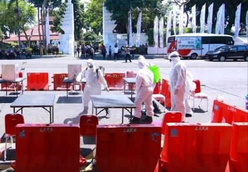 Tragedi Pilkada 2020, 3 Calon Kandidat Meninggal Karena Corona, 1 Karo Jambi
