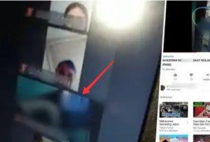 Lagi Asyik Genjot Pacar, Mahasiswa Ini Lupa Matikan Camera Saat Kuliah Online