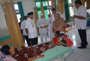 Tingkatkan Pelayanan Kesehatan, CE: Jangan Tolak Pasien Karena Alasan Miskin