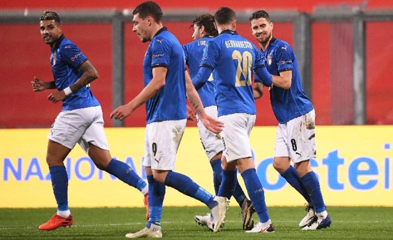 Pertandingan antara Bosnia-Herzegovina vs Italia berakhir dengan skor 0-2 untuk tim Azzuri. membuat Italia menyabet tiket ke semi final