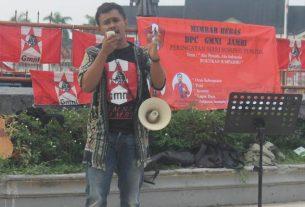 Kepengurusan DPC Gerakan Mahasiswa Nasional Indonesia panas. Mereka dihebohkan SK Caretaker DPC GMNI Jambi, padahal kepengurusan masih solid.