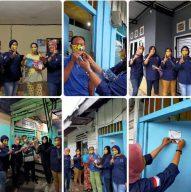 Jaringan Timsees Cagub dan Cawagub Jambi Cek Endra-Ratu Munawaroh, benar-benar bergerak militan. Selain tim Elit dan Relawan Publik dan tim lainnya, Tim Harmony 45 CE-Ratu juga kencang terjun ke masyarakat.