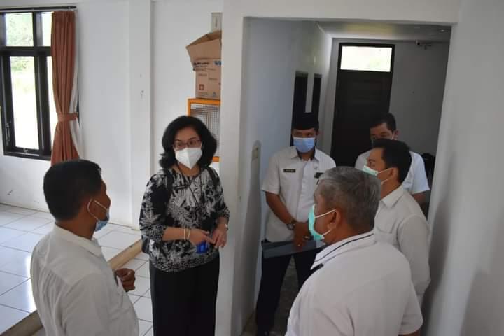 Deputi Rehabilitasi BNN apresiasi Pemkab Sarolangun, Kamis (05/11) atas inisiatif mereka dalam memberikan pelayanan rehabilitasi, bagi pecandu narkoba di Sarolangun.