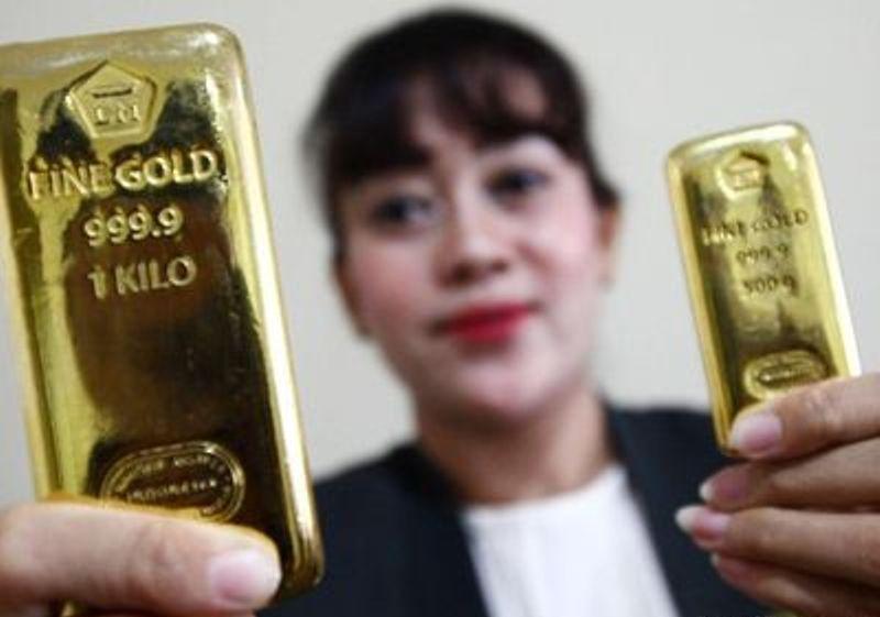 BERITA BISNIS - Harga Emas hari ini per 26 November 2020 di pegadaian, tak berubah sama sekali untuk ukuran 2 gram dari hari sebelumnya.