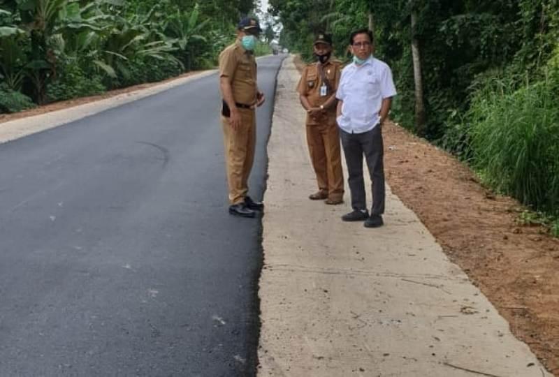 Destinasi wisata ini kembali dibenahi. Hebatnya H Bakri bawa APBN untuk perbaiki jalan Candi Muaro Jambi, meski pemangkasan anggaran dilakukan lantaran pandemi.