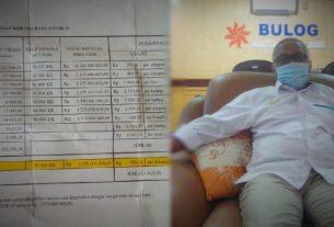 Polemik Bantuan jaringan sosial Covid-19 Provinsi Jambi. Bulog Jambi diduga Mark-Up sembako bantuan JPS, mencapai 4,3 M. Apa benar?