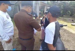 2 terpidana asal Merangin dijemput paksa oleh JPU. Terjerat Tindak Pidana Kehutanan, keduanya tak mengindahkan keputusan Pengadilan.