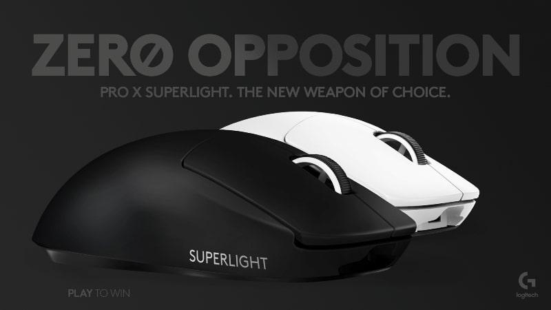 Logitech, perusahaan yang bergerak di bidang inovasi gaming gear ini kini menghadirkan mouse Gaming Wirless teringan untuk dunia E-Sports.