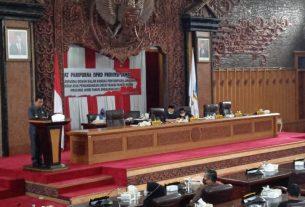 Pjs Gubernur Jambi, salah sebut kepanjangan dari Partai PKS saat paripurna, anggota DPRD Provinsi Jambi buka suara. Edi Purwanto
