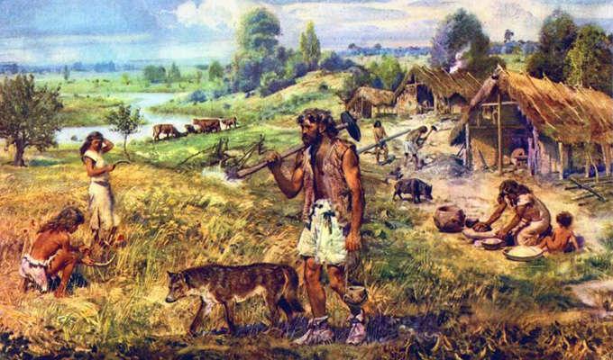 Perubahan globalisasi yang terlalu pesan saat ini, bukan berarti kita melupakan sejarah tempo dulu. Di sisi sedikit ulasan singkat tentang kebutuhan biologis manusia pada zaman Purba, yang salah satunya juga menggunakan alat pemuas seperti sekarang.