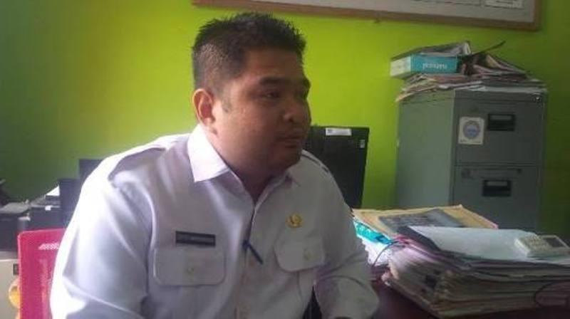 BERITA TANJABBAR - PLT Perkim Kabupaten Tanjung Jabung Barat, Cipto Hamonangan mendadak di copot dari jabatannya oleh Bupati Safrial.
