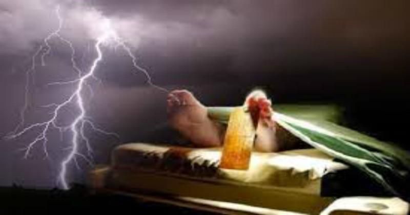 Pasalnya, hendak ikut sang suami mancing, wanita di Batanghari ini tewas di tempat akibat disambar petir, Senin (28/12/2020).