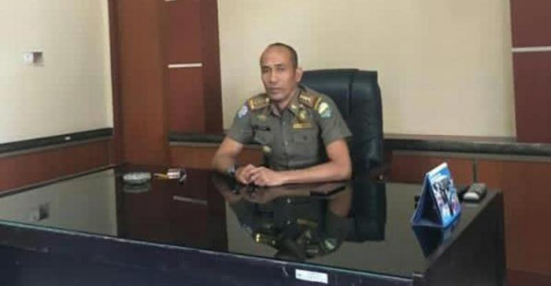 Menanggapi usulan dari Fraksi Partai Gerindra tentang pemisahan Pol PP dan Damkar, Plt Kepala Satuan Pamong Praja (Pol PP) sangat setuju.
