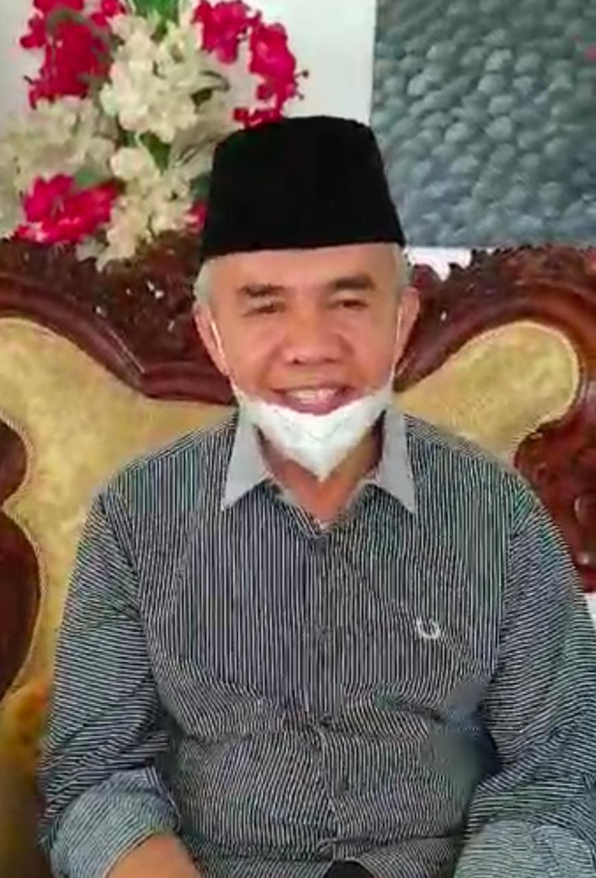 Daftar kepala daerah di Indonesia yang terkonfirmasi positif virus corona, Bupati Kerinci Adirozal mengumumkan dirinya positif Covid-19