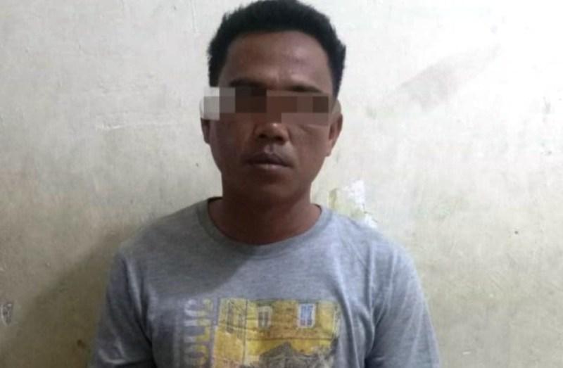 Pelaku pencabulan bernama Abu Sopyan (36) berhasil di ringkus tim Satreskrim Polres Merangin. Dirinya di ringkus lantaran terjerat kasus.