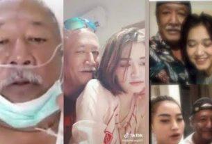Kerap kali buat sirik hingga nyinyiran netizen, karena unggah foto bersama wanita muda dan seksi, Mbah Kung pun di kabarkan meningga dunia. Namun, sebelum wapat, ini pesan pria yang di juluki 'kakek sugiono Indonesia' ini.