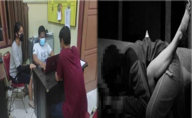 Tak pulang ke rumah dan di cari keluarganya selama tiga hari, ternyata gadis malang asal Sekernan ini, di bawa kabur dan disetubuhi oleh pria yang di ketahui warga Pall Merah Kota Jambi sebanyak 4 kali.