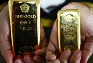 Harga emas hari ini yang di jual di pegadaian, masih mengalami stagnan atau tidak berubah untuk ukuran 2 gram, Senin (04/21).