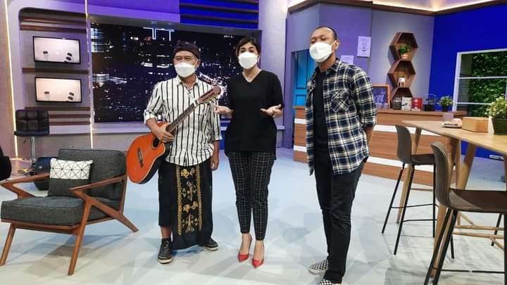 """Ketum IWO Jodhi Yudono, terlibat dalam acara talkshow """"Ngopi"""" Kompas TV. Di mana, pada episode kali ini mengangkat tema, """"Apa Kabar Alam Indonesia?"""""""
