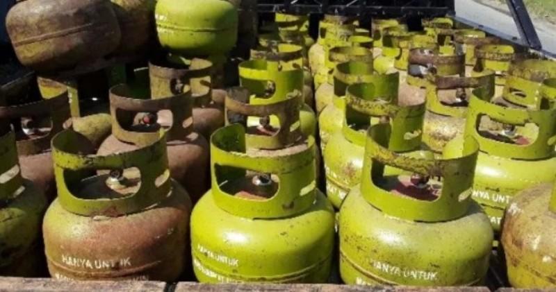 Sejumlah pangkalan gas elpiji yang nakal di Kabupaten Tanjabbar di cabut izinnya oleh pihak Pertamina. Hal itu tak lepas dari adanya Foto : Istimewa