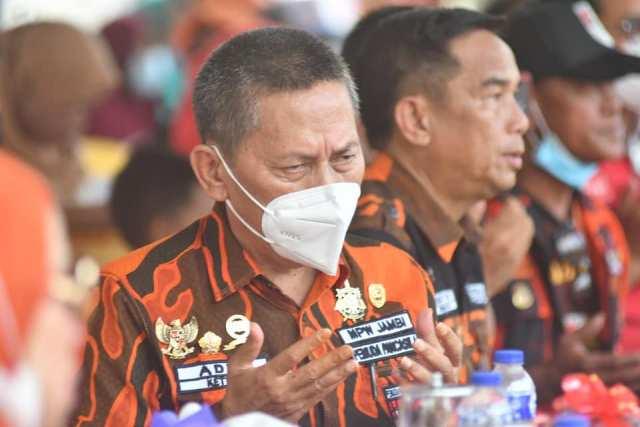 Belum pulih masalah Covid-19, bencana alam membuat kondisi Indonesia makin rapuh. Prihatin dengan kondisi ini, MPW Pemuda Pancasila Provinsi Jambi gelar konser amal.