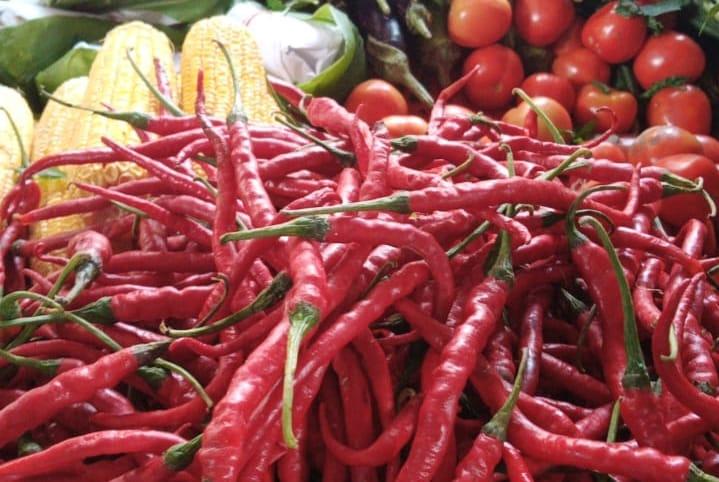 Dinas Perindustrian dan Perdagangan (Perindag) Provinsi Jambi, merilis update harga bahan pangan pokok untuk bulan Januari di Jambi per hari ini, Senin (11/1/2021).