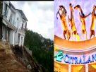 Baru-baru ini, beredar sebuah video yang memperlihatkan dua unit rumah di Citraland roboh, Rabu (27/01/2021).