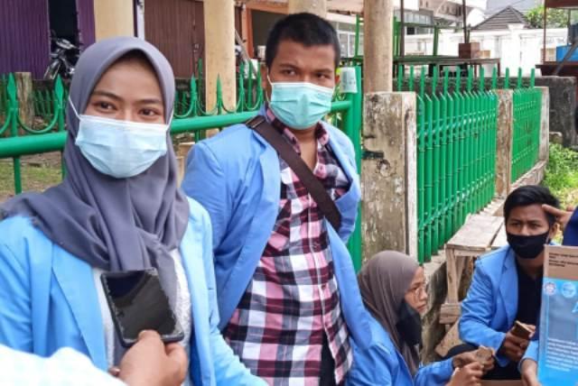 Belum genap sepekan kebakaran melahap belasan rumah warga di Desa Purwodadi, Tanjung Jabung Barat (Tanjabbar), Mahasiswa Politeknik Jambi (Poljam) galang dana untuk para korban.