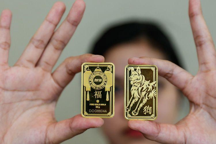 Harga emas di Pegadaian untuk hari ini, terpantau bergerak naik keatas. Hal ini membuktikan, dari beberapa waktu lalu sempat alami anjlok, namun kali mulai menguat kembali, Rabu (10/02/2021).