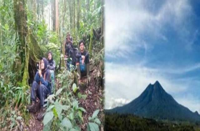 Baru saja di kabarkan, 3 orang Mahasiswi UIN Jambi yang di duga hilang di kawasan Gunung Masurai Merangin, akhirnya di temukan, Rabu (17/02/2021).