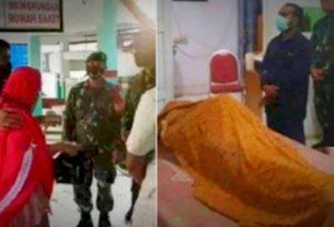 Mendapatkan kabar ponakannya dirudapaksa oleh seorang laki-laki berinisial MA, oknum TNI ini naik pitam hingga hajar pelaku sampai meregang nyawa.